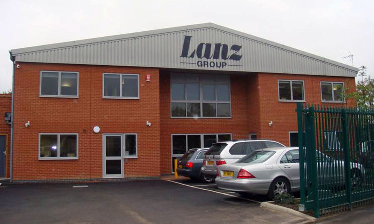 The head offices of Lanz Group