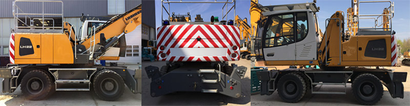 Recycling facility equipment in Colnbrook, Slough